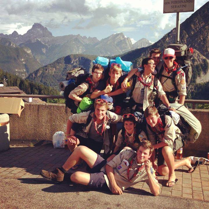 Gruppo Scout dal Belgio