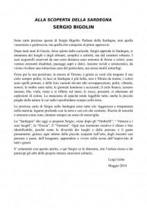 SERGIO BIGOLIN LOW