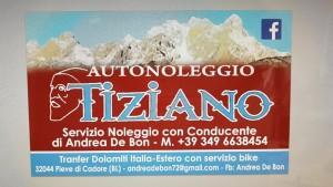 Autonoleggio Tiziano