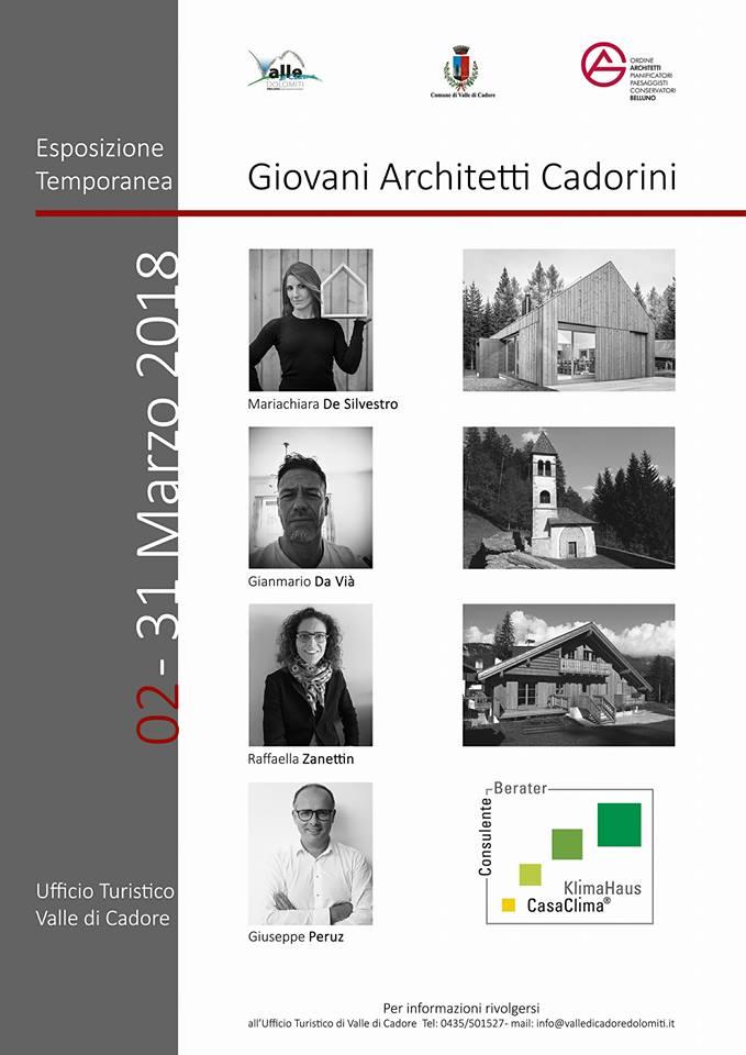 Esposizione architetti